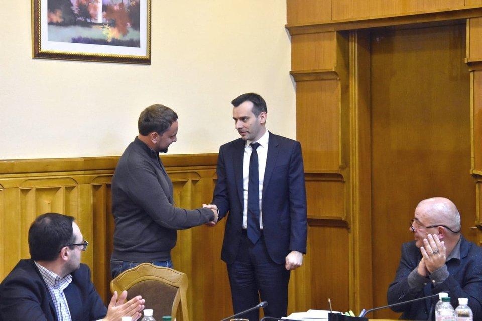ЦИК одобрила мандат Вятровича – яркие ФОТО триумфа историка - фото 191305
