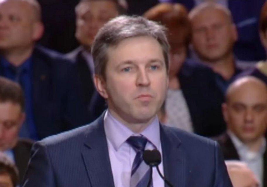 В Киеве 'похитили' Гриценко. Но не того, о котором вы подумали - фото 191388