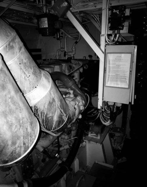 Даже фекальная система: опубликован список разграбленного на украинских кораблях - фото 191614