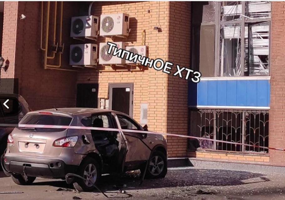 В Харькове подорвали авто. Кто пострадал? – ФОТО, ВИДЕО - фото 191805