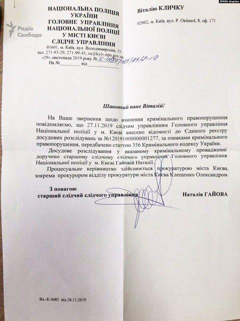 Полиция открыла дело на Богдана. Замешан Кличко - ФОТО - фото 192510