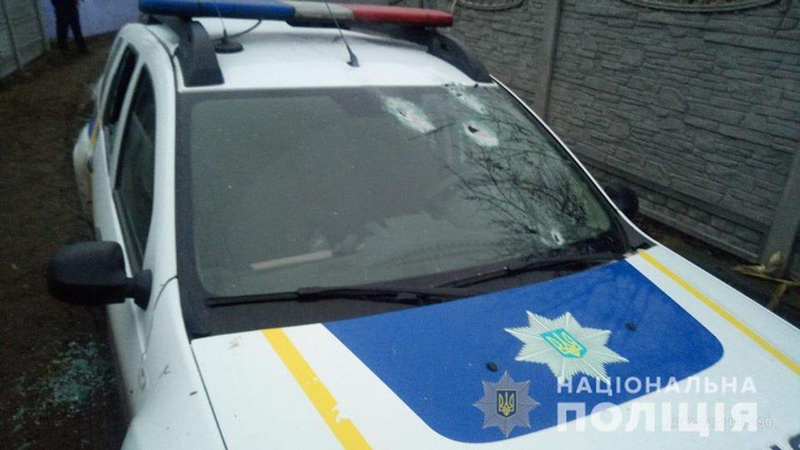 Полицию  обстреляли из ружья под Киевом. Копы бьют тревогу - ФОТО - фото 192646
