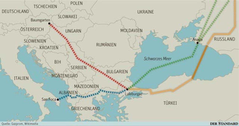 Путин с Эрдоганом открыли 'Турецкий поток'. Раскрыты детали - фото 194006