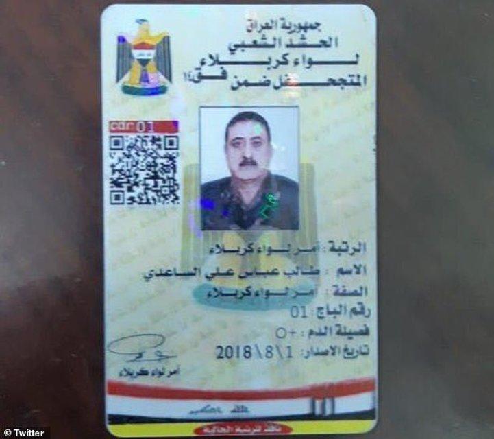 В Ираке убили еще одного иранского командира - фото 194200