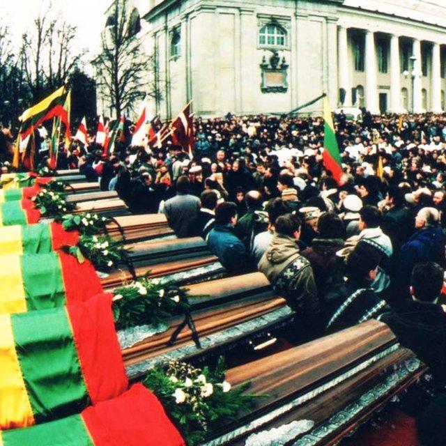 Кривава неділя: Як Литва склала перший справжній тест на незалежність - фото 194252