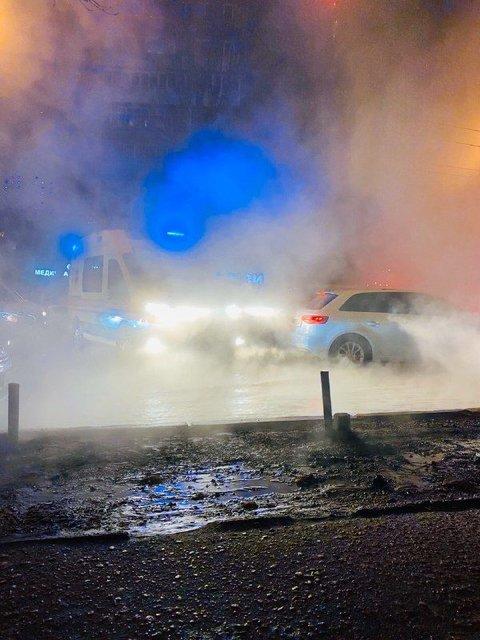 Киевский ТРЦ Ocean Plaza эпично затопило ВИДЕО - фото 194255