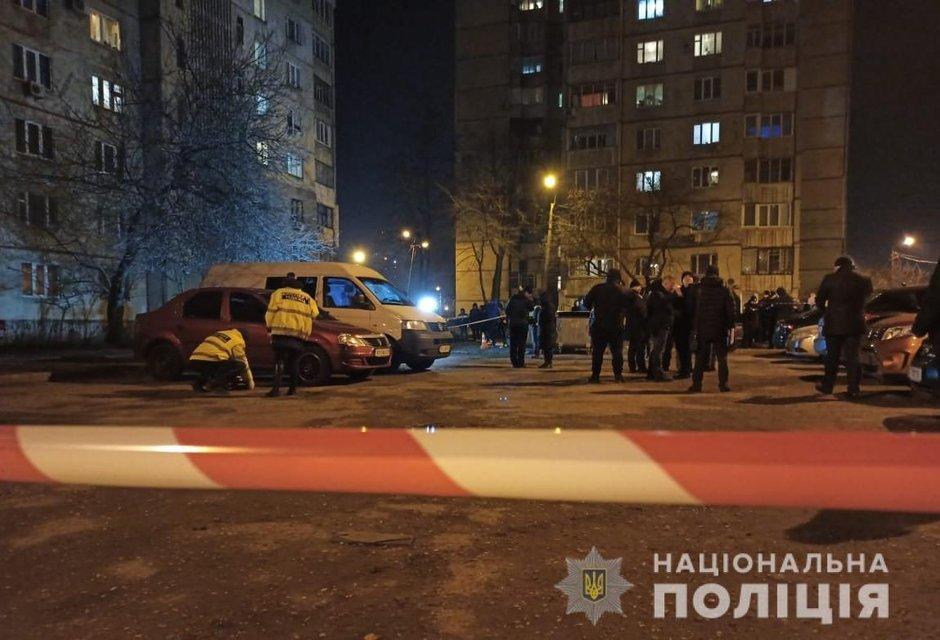 В Харькове неизвестный застрелил директора кладбища, копы проводят спецоперацию (ФОТО) - фото 194460