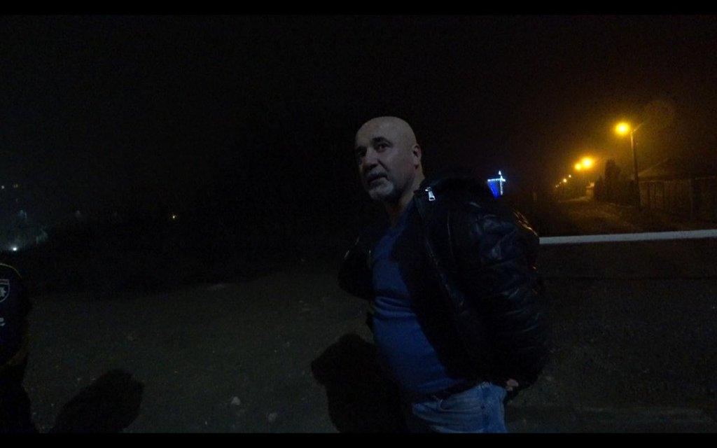 Экс-глава ГАИ напился, сел за руль и пободался с полицией – ФОТО - фото 194521