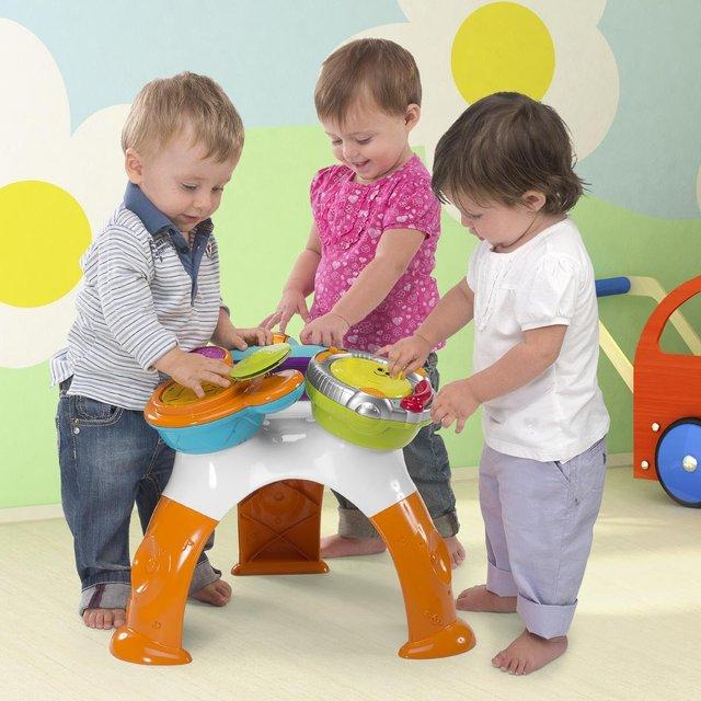 5 причин купить игрушечный развивающий центр для ребенка - фото 195074