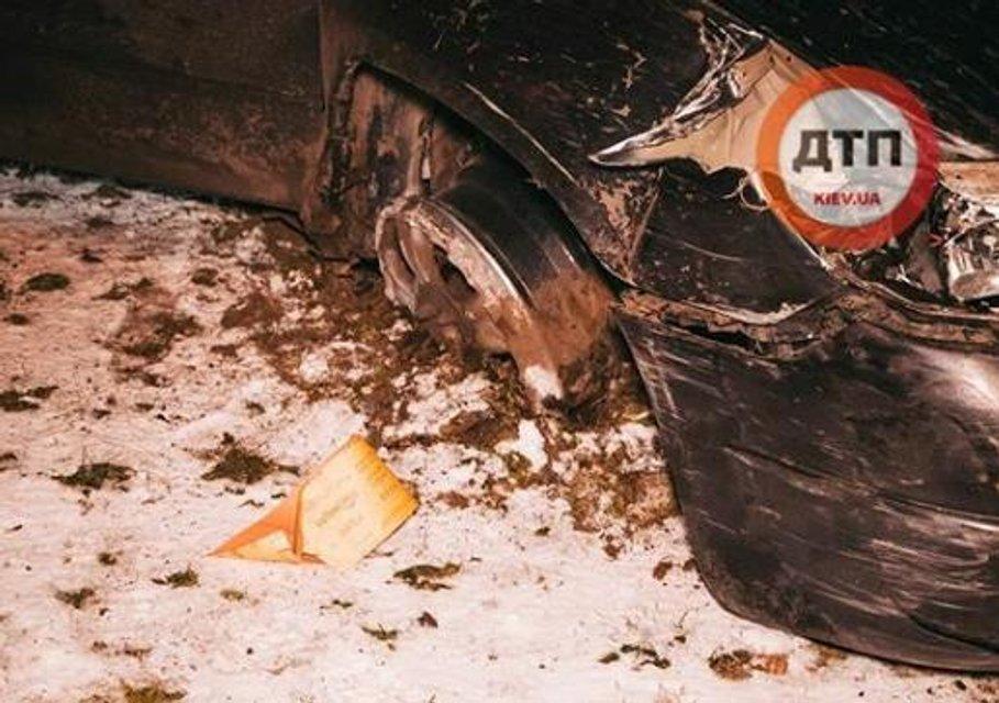 Пьяные неадекваты из Донецка устроили гонки и перестрелку с копами в Киеве (ФОТО) - фото 195445