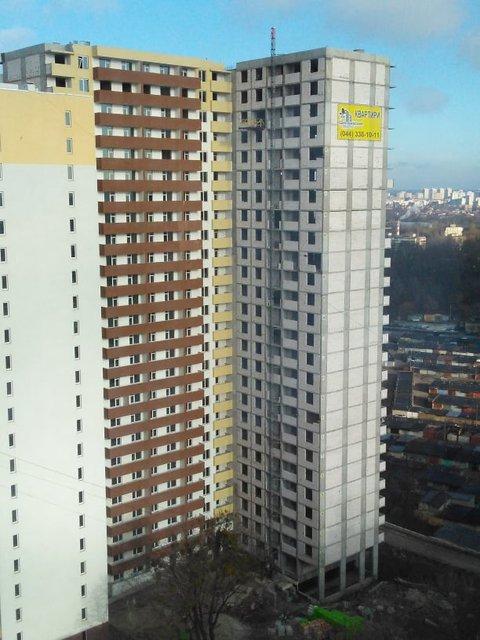 Киевские аферисты продают квартиры в недострое, который обязаны снести - фото 196045