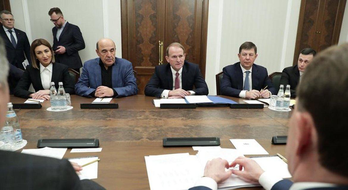 Украинские нардепы посетили Госдуму РФ: Впервые за 6 лет - фото 197071