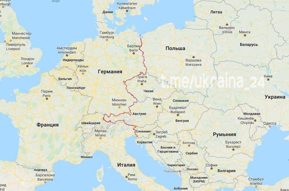 Европа образовала 'железный занавес' для украинцев из-за пандемии коронавируса - фото 197265