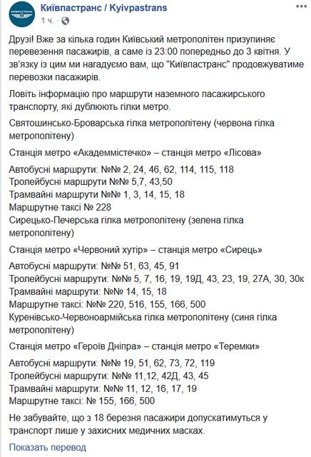 У Кличко нашли 'замену' закрытому метро  -  ФОТО - фото 197395