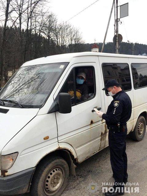 В Украине начали карать за нарушение карантина - фото 197494