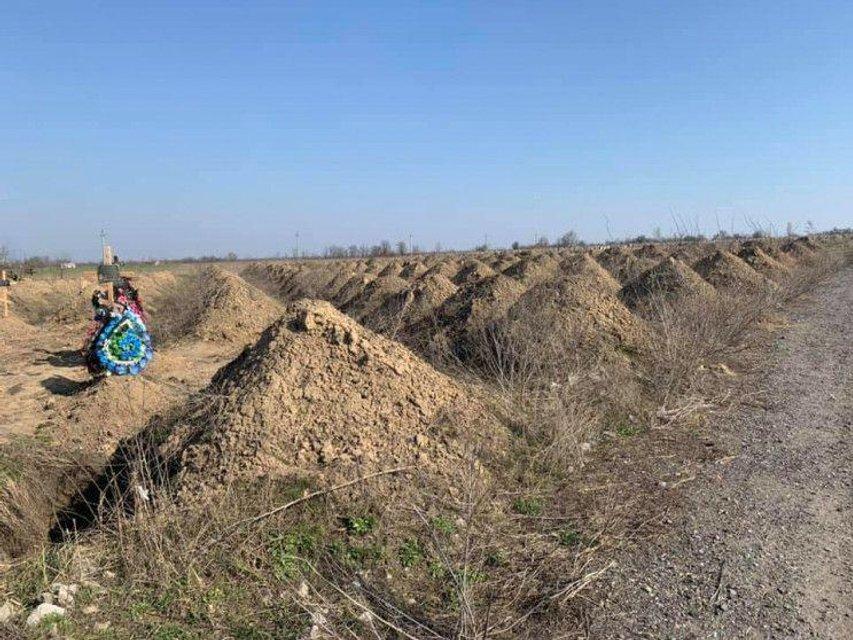 Выкопали 600 могил: Борис Филатов 'похвастался' борьбой с COVID-19 - фото 198165
