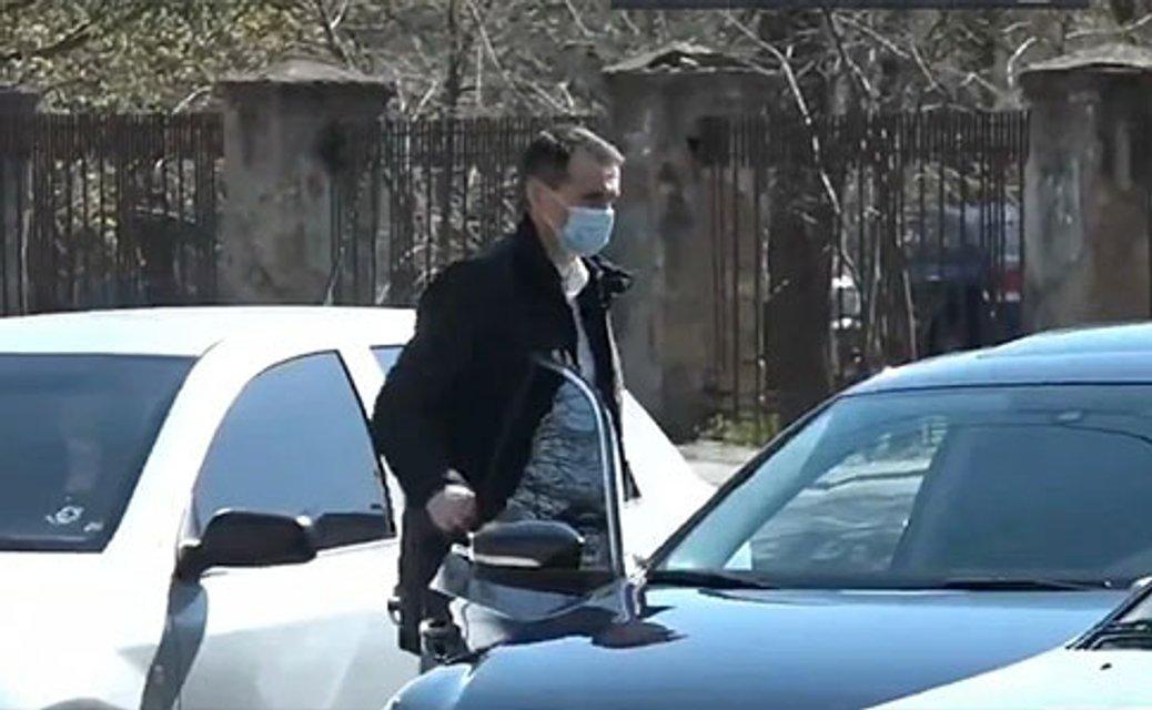 Машина Виктора Ляшко протаранила бусик журналистов  – ФОТО - фото 198463