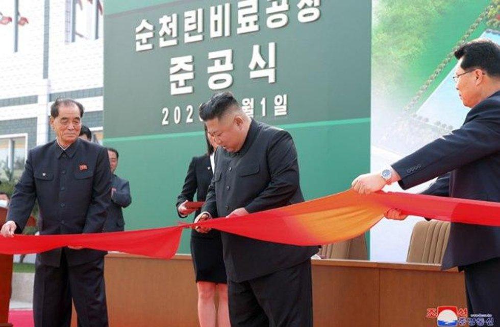 Ким Чен Ын вернулся в мир живых – яркие ФОТО - фото 199487