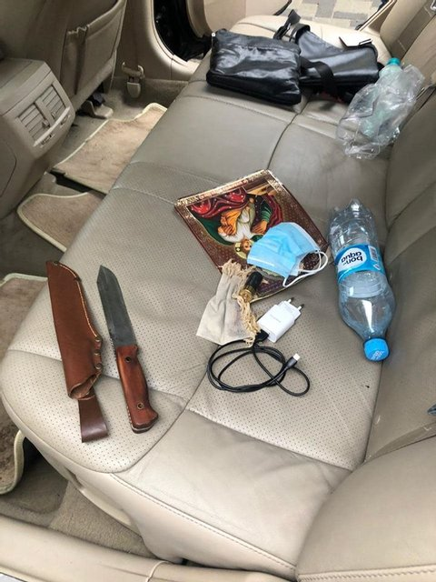 В Броварах нелегальные перевозчики устроили масштабную перестрелку (ВИДЕО 18+) - фото 200742