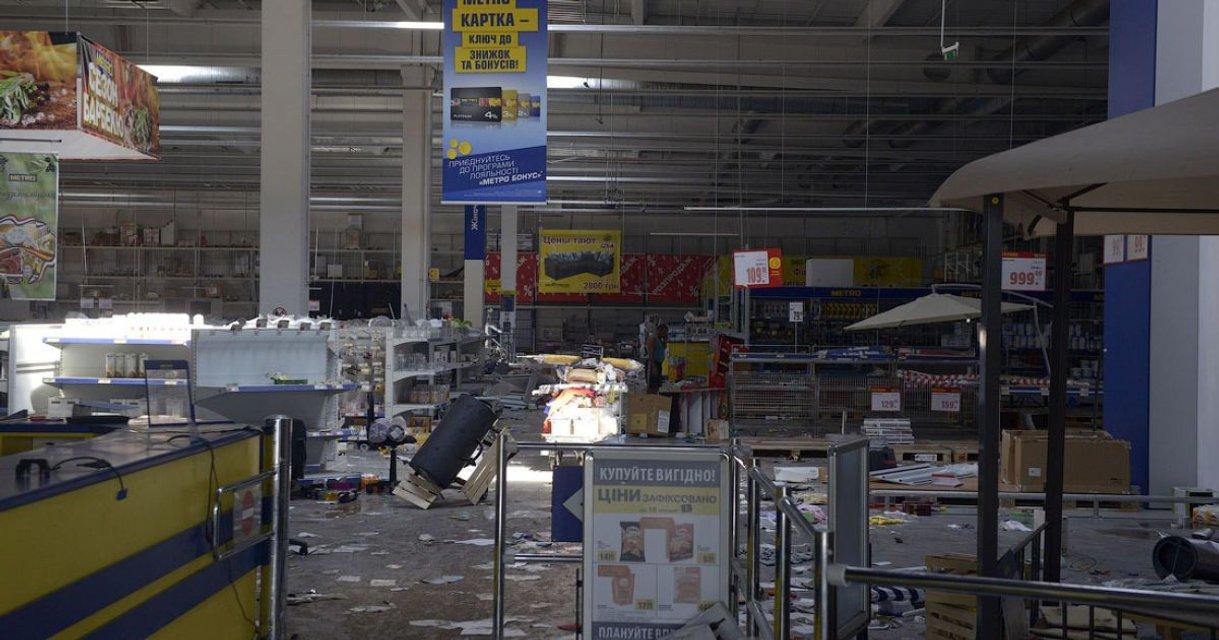 Бунты в США: Что общего у погромов с нападением России на Украину (ФОТО+ВИДЕО) - фото 200920