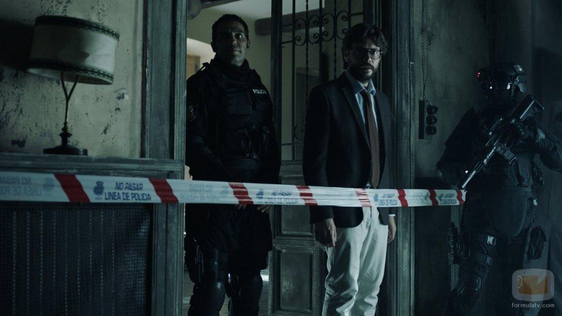 Бумажный дом: Как испанский сериал покорил весь мир - фото 201189
