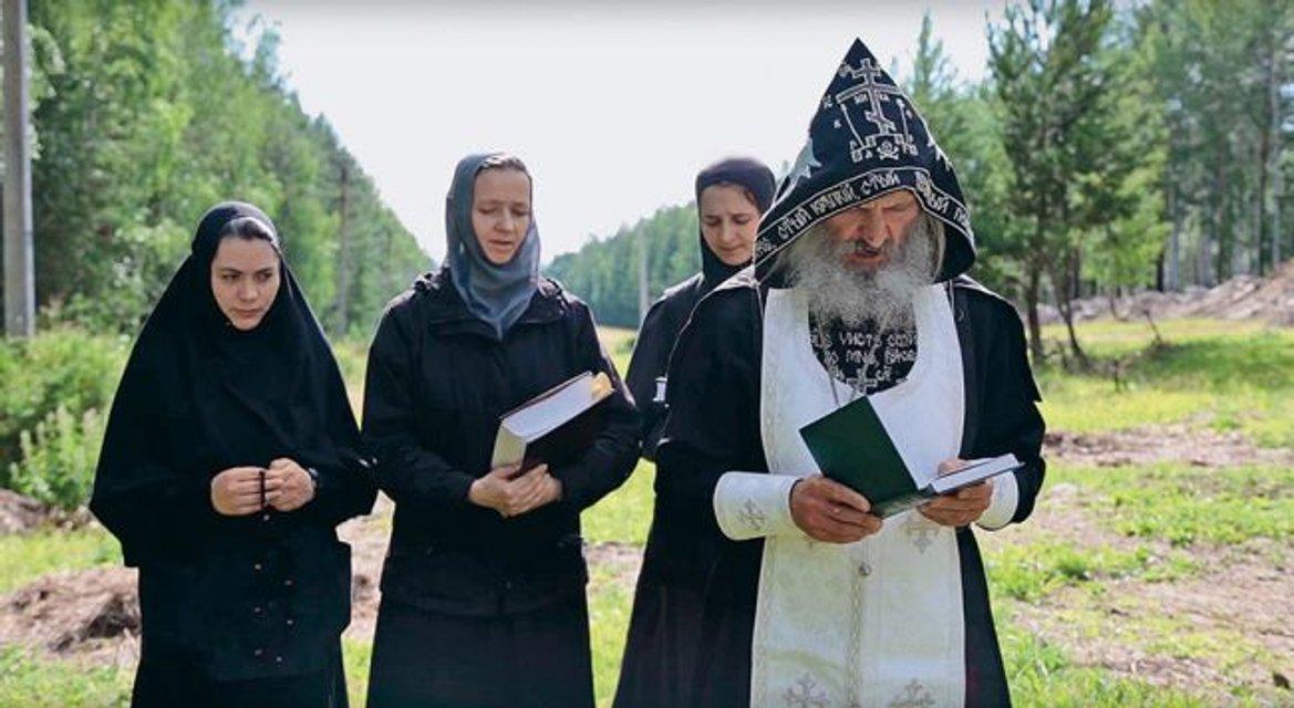 В России убийца-духовник Поклонской вместе с боевиками 'ДНР' захватил женский монастырь - фото 201520