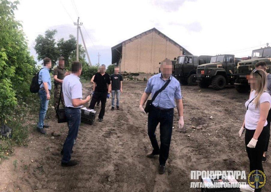 Экс-боец  ВСУ пытался подорвать военный госпиталь   - ФОТО - фото 201701