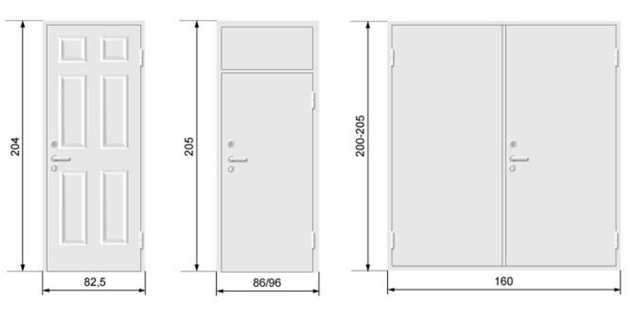 Правильная входная дверь=безопасность всего жилья - фото 202374