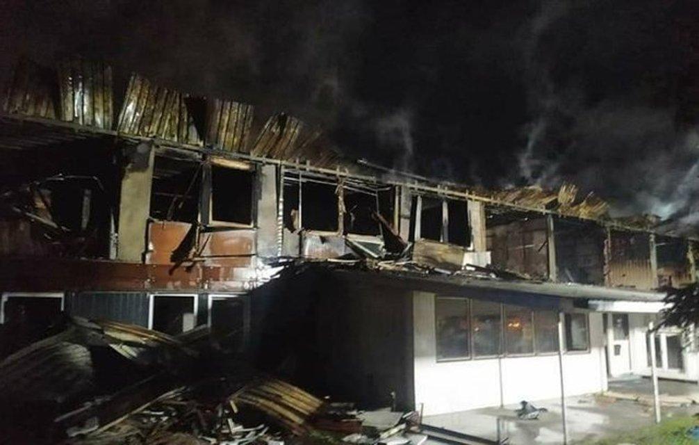 В Польше двое местных сожгли хостел с украинскими заробитчанами (ФОТО) - фото 202381