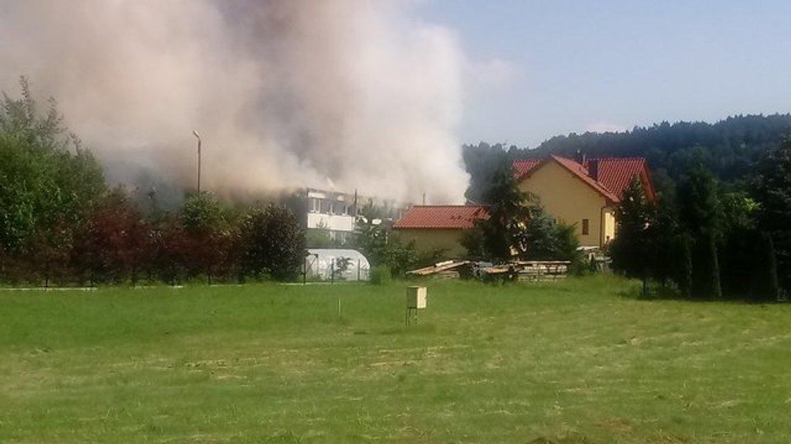 В Польше двое местных сожгли хостел с украинскими заробитчанами (ФОТО) - фото 202382