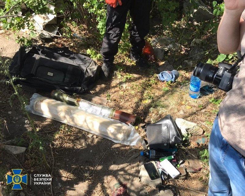 Хотел взорвать цистерны с аммиаком: СБУ предотвратила серьезный теракт в Луганской области - фото 202461