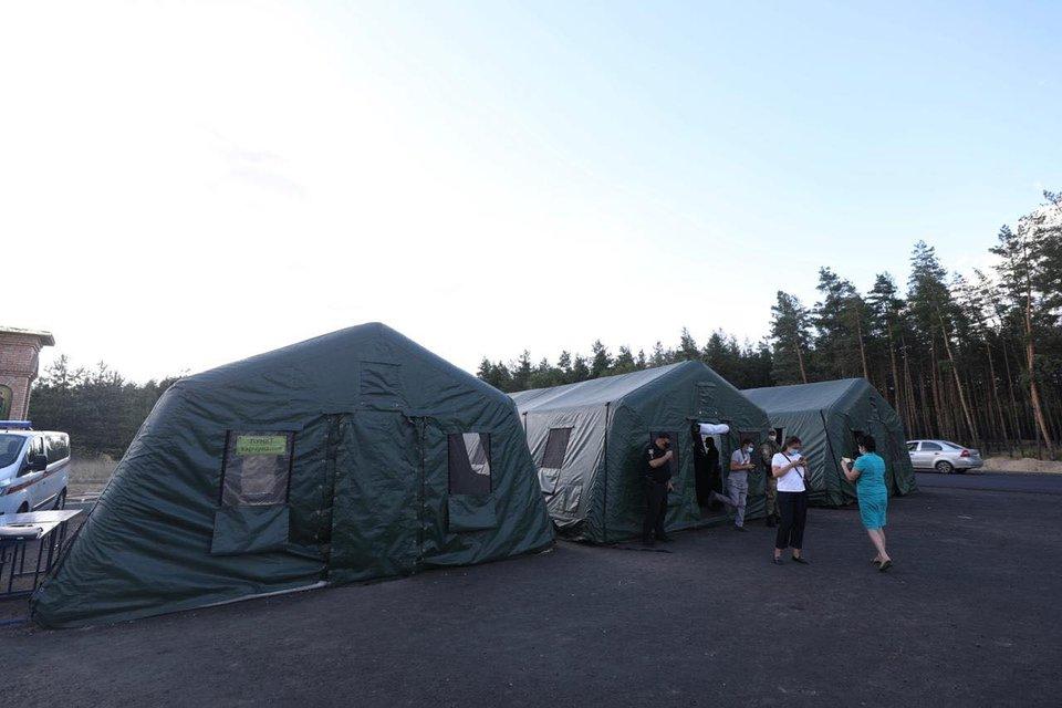 Пожары на Луганщине: Спасатели обуздали стихию - фото 202537