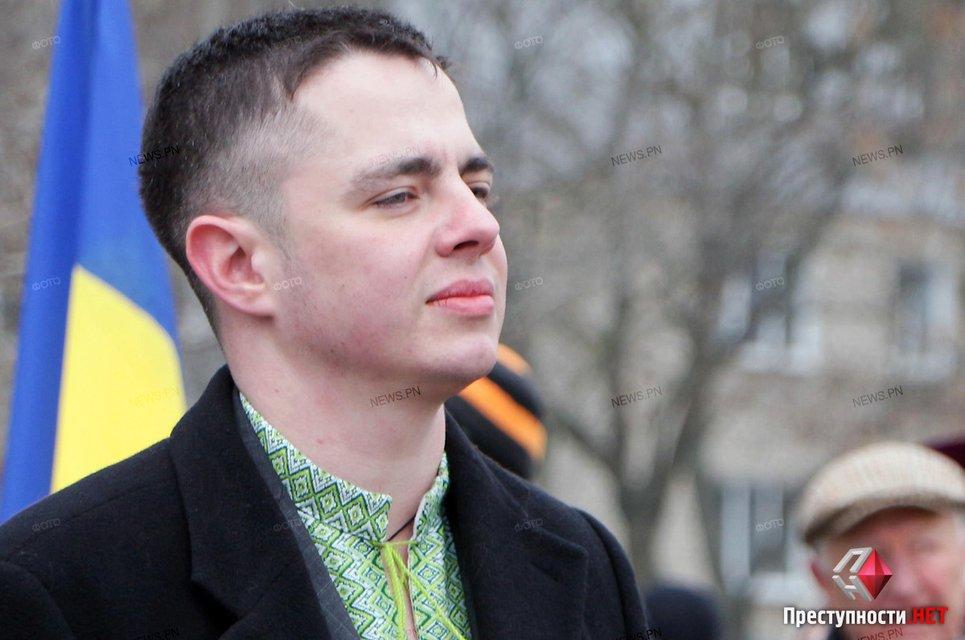 В Николаеве активист 'Свободы' был ранен из пистолета: Что известно? - фото 202607