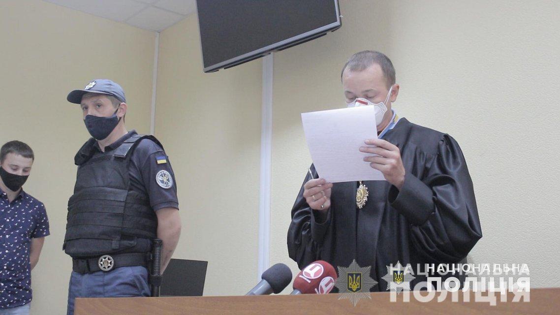 Ограбление машины 'Укрпочты': Суд арестовал подозреваемых - фото 202612
