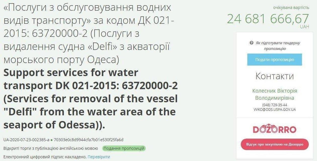 Последняя попытка поднять танкер Delfi закончилась экологической катастрофой - фото 203182