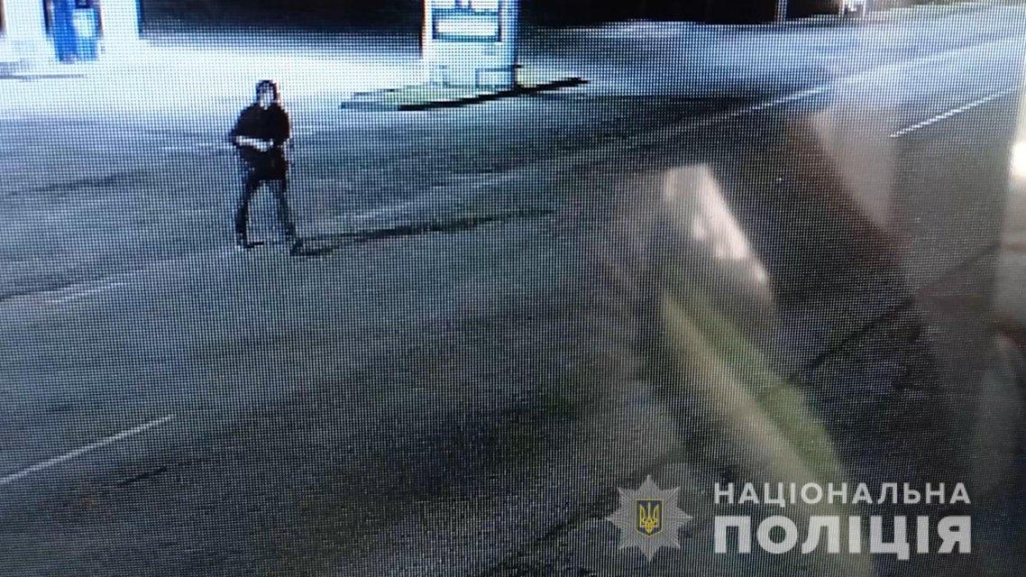 Аваков показал видео гибели полтавского террориста - фото 203467