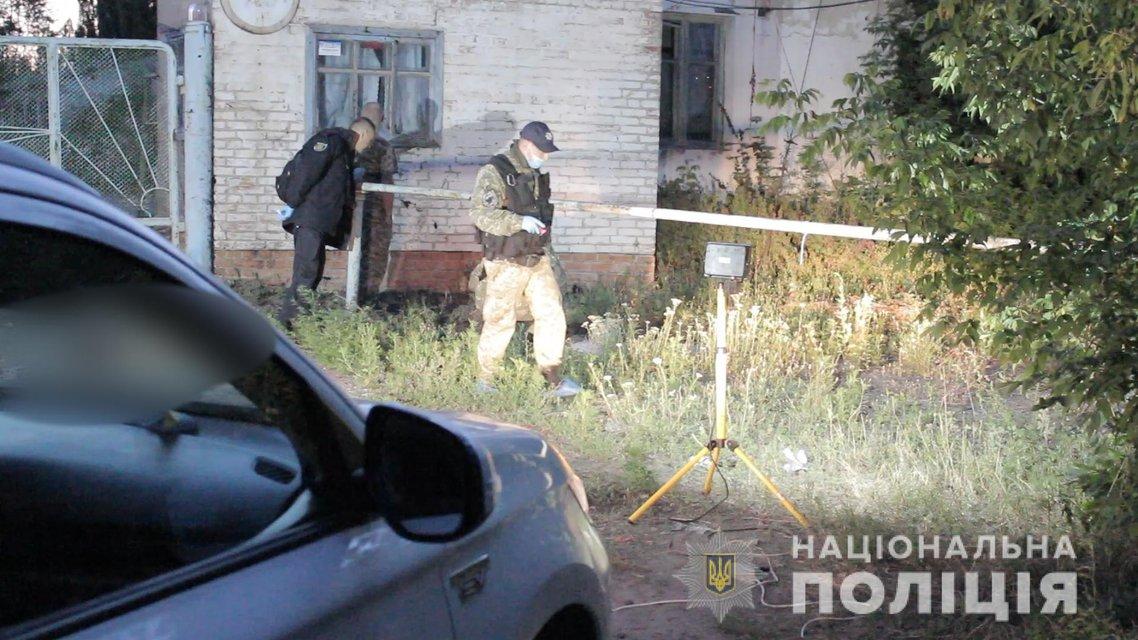 Аваков показал видео гибели полтавского террориста - фото 203468