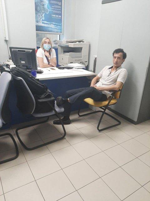 Захват банка в Киеве: Раскрыта личность преступника – ФОТО - фото 203525