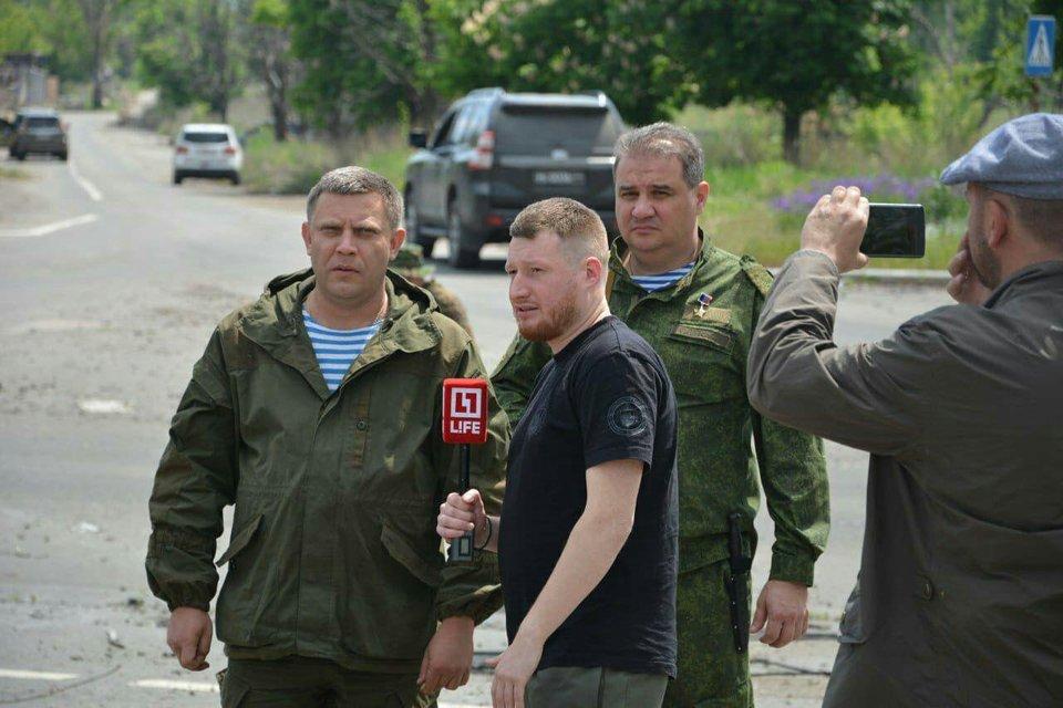 В Беларуси ОМОН избил 'до полусмерти' путинского топ-пропагандиста - фото 203824