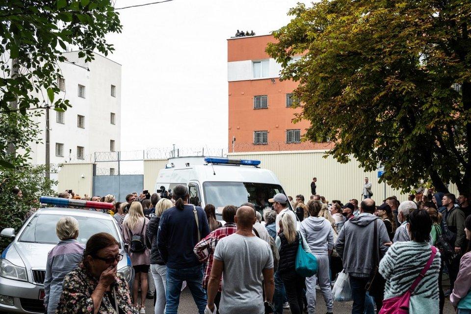 Протесты в Беларуси: главные события пятого дня противостояния - фото 204024