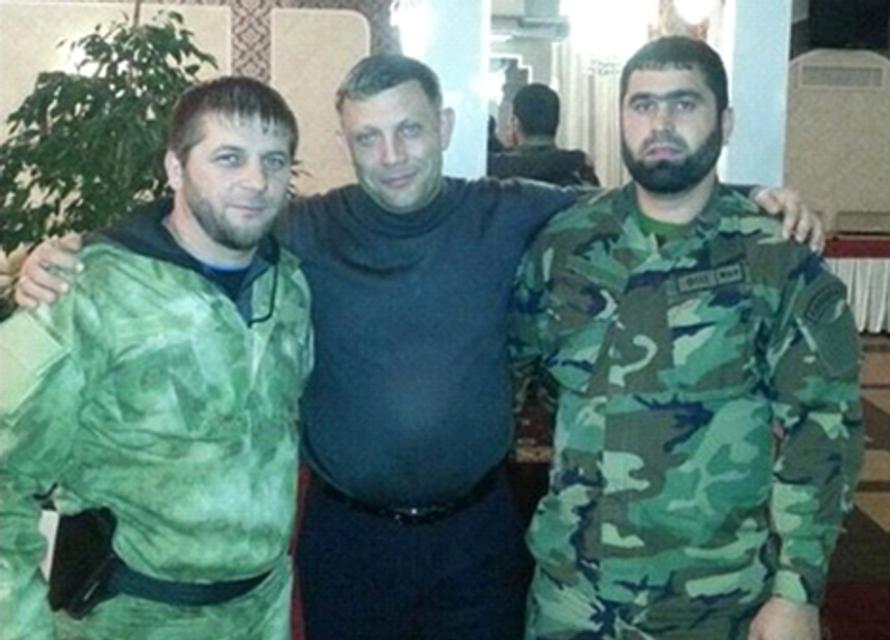 Вбивці Іси Мунаєва та охоронці Захарченка: чим займалися кадирівці головорізи на Донбасі - фото 204039