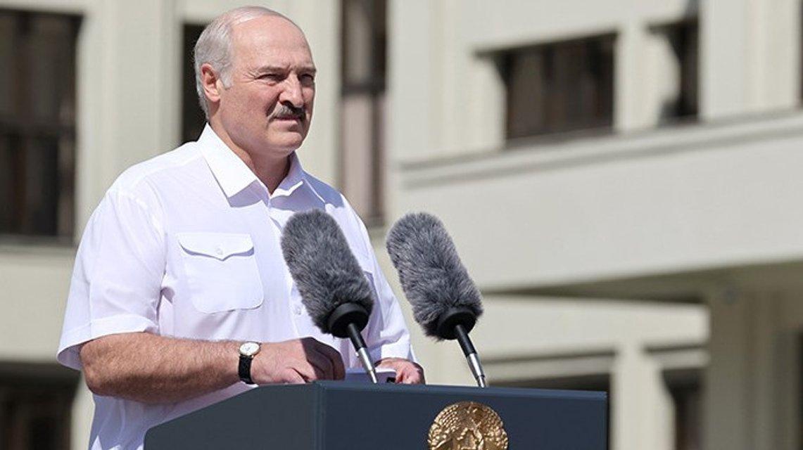 Лукашенко заявил о союзе с Россией и отказе от повторных выборов (ФОТО) - фото 204114