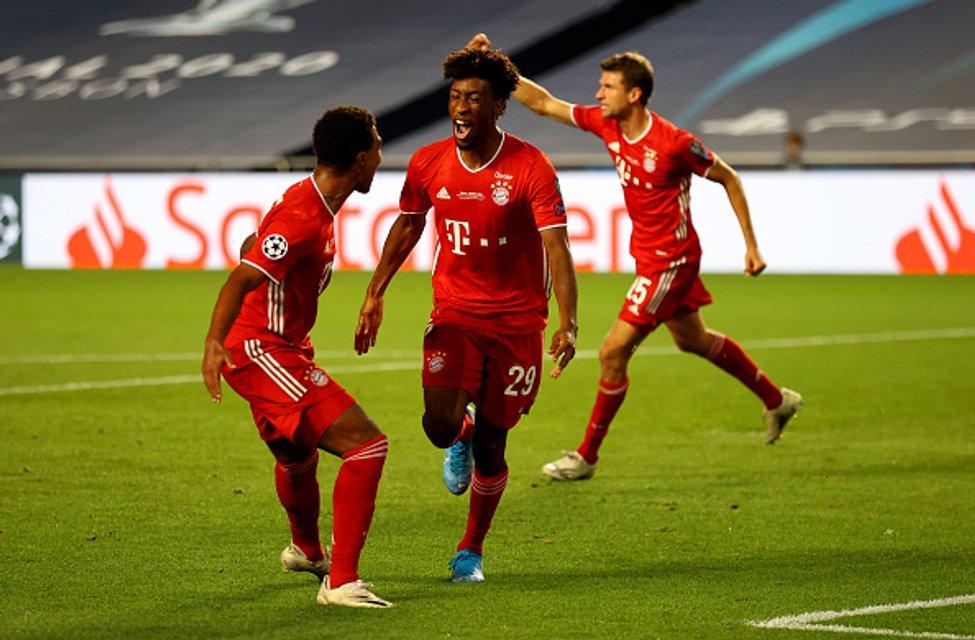 'Бавария' в шестой раз завоевала футбольный Кубок Чемпионов - фото 204382