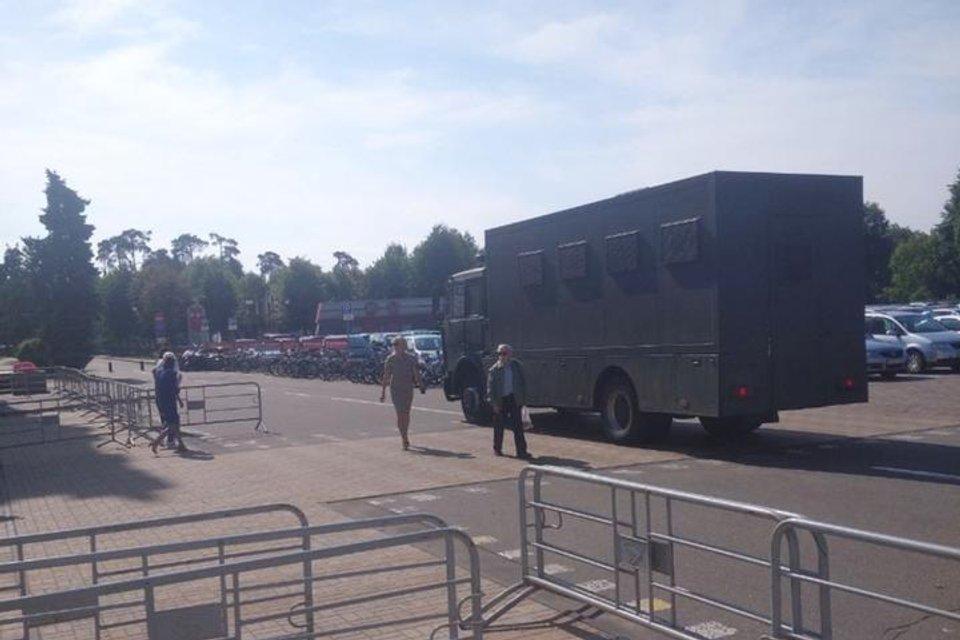 В Минске псы Лукашенко схватили глав оппозиции - ФОТО, ВИДЕО - фото 204404