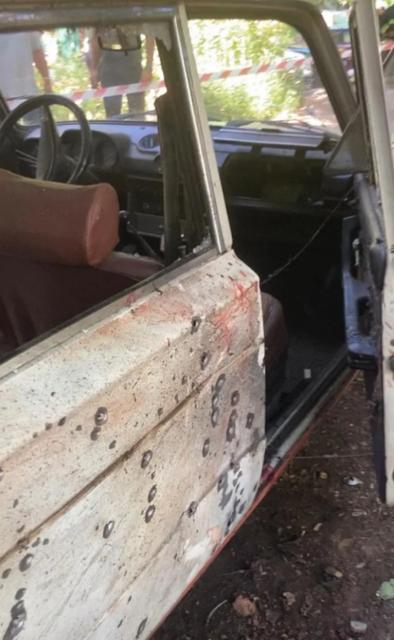 71-летний мужчина из Днепра подорвался на гранате в собственной машине (ФОТО) - фото 204719