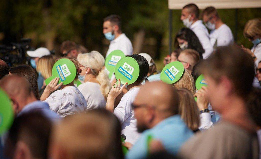 'Слуга народа' выставила ноунеймов на  местные выборы - фото 204773