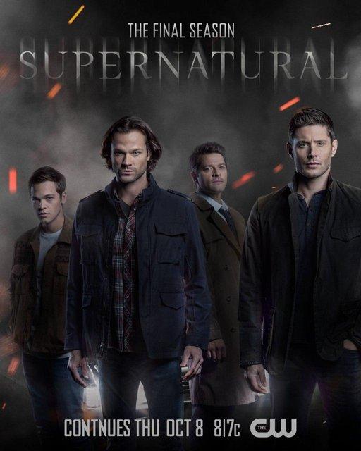Сверхъестественное 15 сезон: дата выхода, расписание и список финальных серий - фото 205374