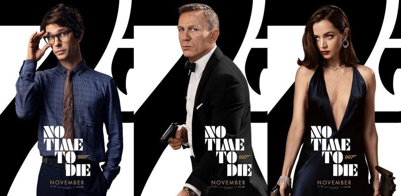 Не время умирать: Трейлер, дата выхода и актеры нового фильма про Джеймса Бонда - фото 205610