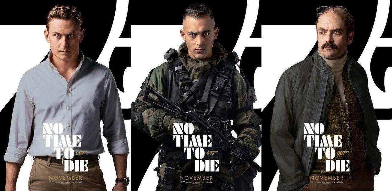Не время умирать: Трейлер, дата выхода и актеры нового фильма про Джеймса Бонда - фото 205611