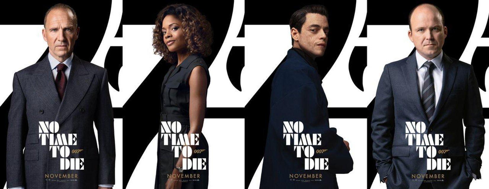 Не время умирать: Трейлер, дата выхода и актеры нового фильма про Джеймса Бонда - фото 205612